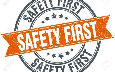 Safety In Mind…