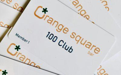 Orange Square 100 Club