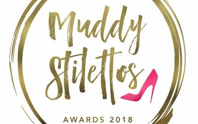 Winners of the Muddy Stiletto award!