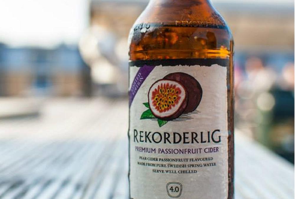 Now stocking a full range of Rekorderlig